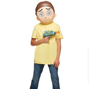 Rick and Morty / Morty Smith Costume / Small